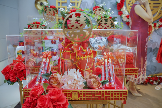 Sangjit Ceremony Eason & Sera by JY Sangjit Box.id - 028