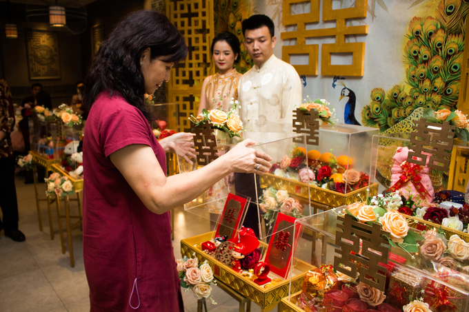Sangjit ceremony Andre & sisca by JY Sangjit Box.id - 014