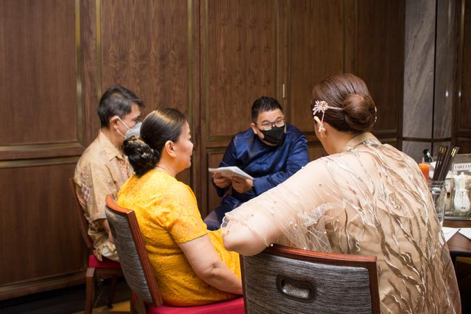 Sangjit Ceremony Darryl & Allysa  by JY Sangjit Box.id - 001