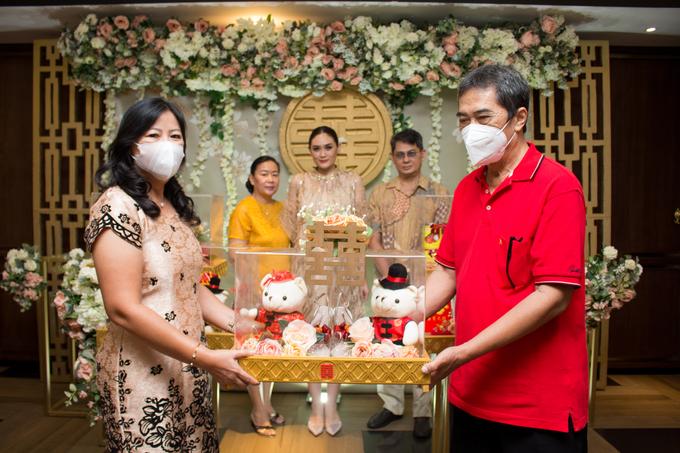 Sangjit Ceremony Darryl & Allysa  by JY Sangjit Box.id - 010