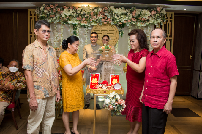 Sangjit Ceremony Darryl & Allysa  by JY Sangjit Box.id - 014
