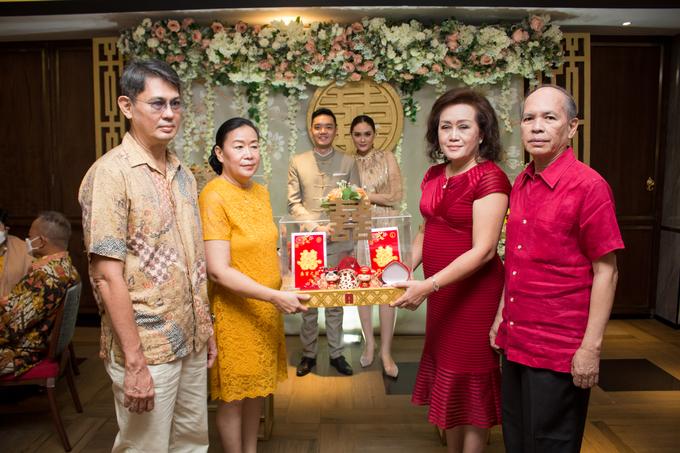 Sangjit Ceremony Darryl & Allysa  by JY Sangjit Box.id - 012