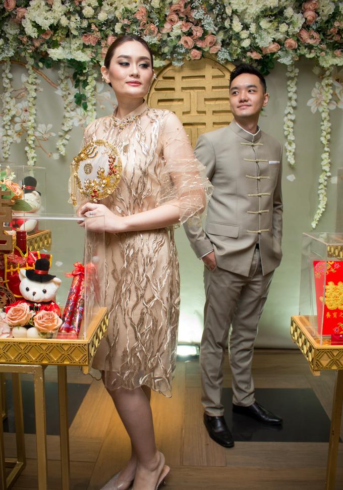 Sangjit Ceremony Darryl & Allysa  by JY Sangjit Box.id - 018