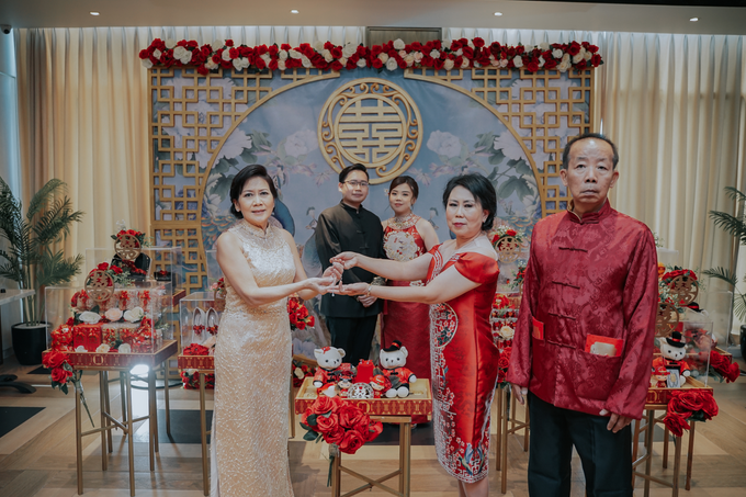 Sangjit Ceremony Johanes & Novita by JY Sangjit Box.id - 019