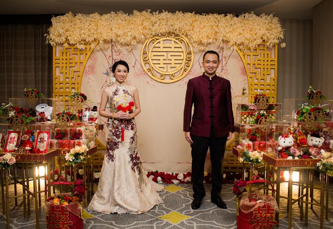 Sangjit Cerrmony Joesep & Felicia by JY Sangjit Box.id - 015
