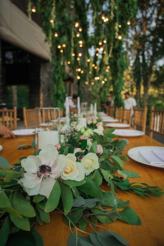 Sweet Garland Dinner by CITTA Wedding - 044