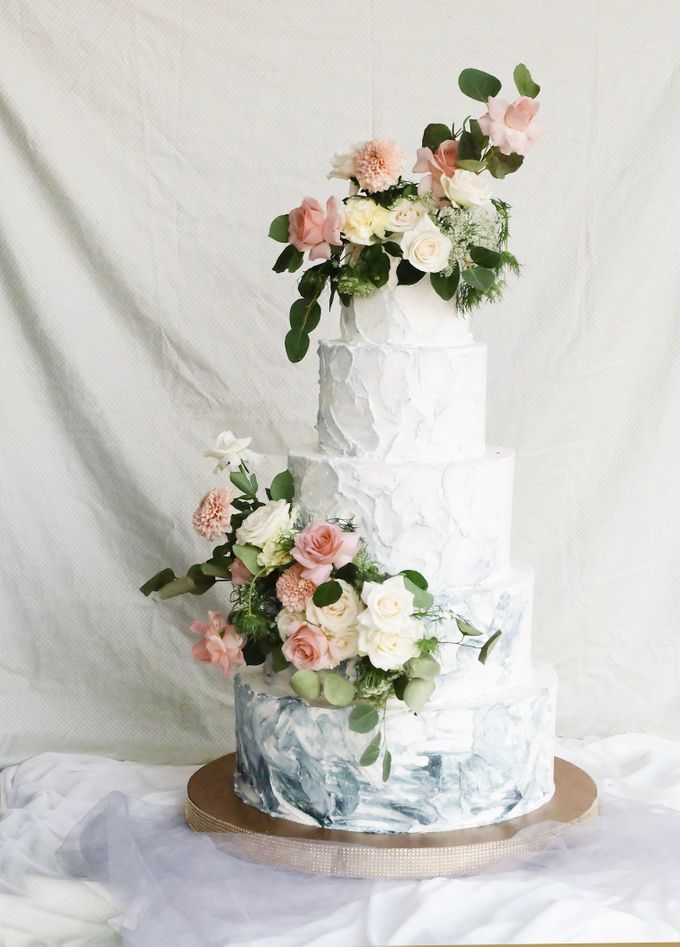 romantic floral by KAIA Cakes & Co. - 003