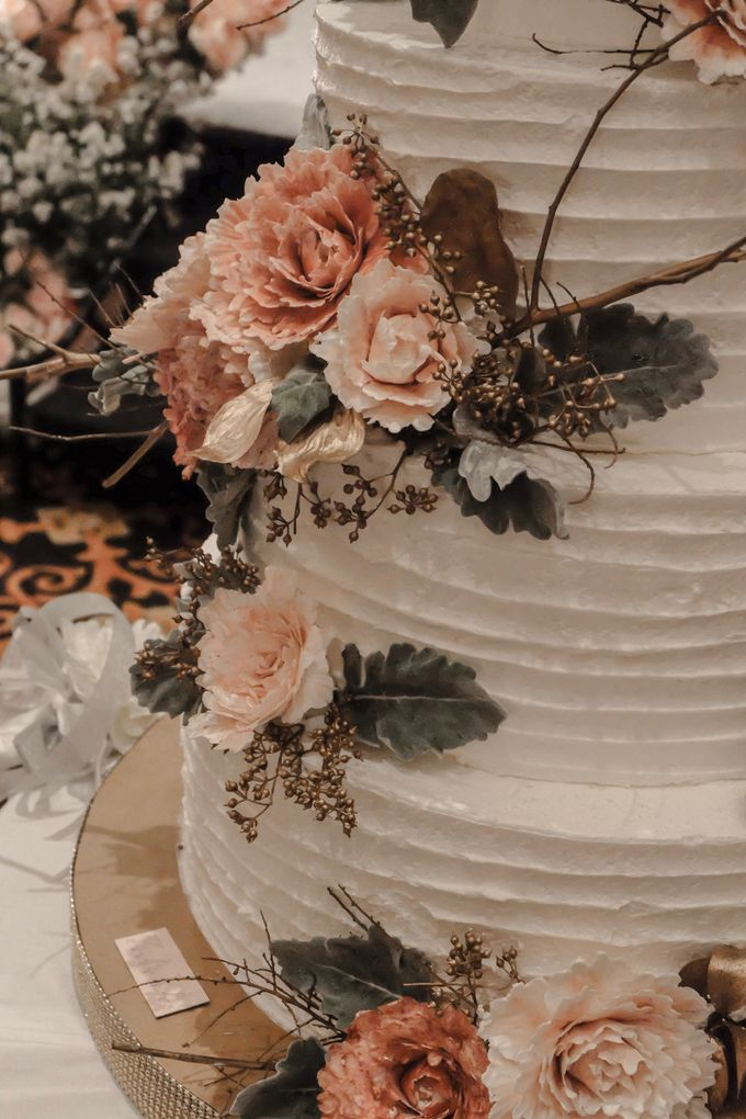 The Wedding of Winson & Jennifer by KAIA Cakes & Co. - 015