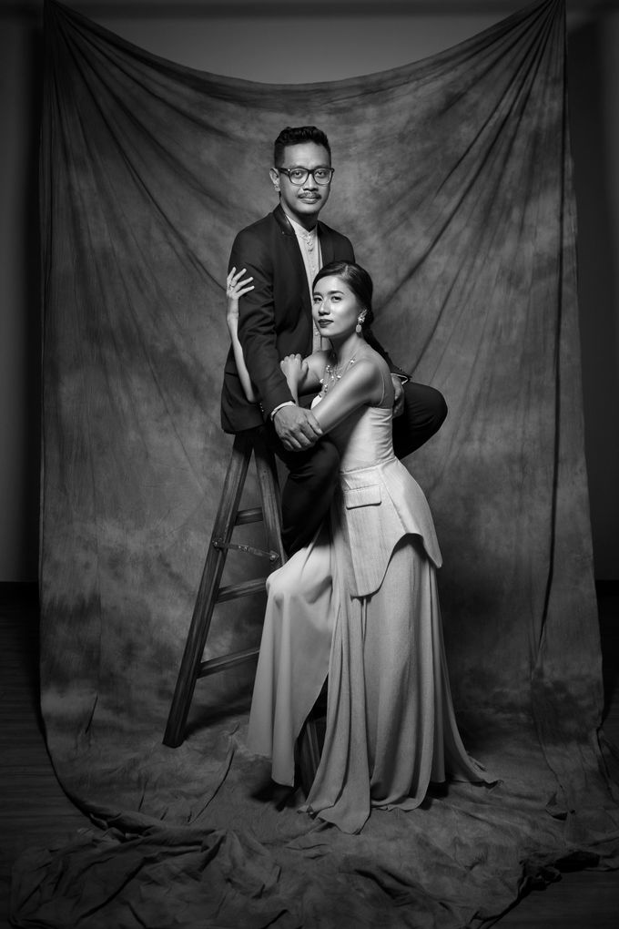 Prewedding of Bona and Manda by JAYSU Weddings by Jacky Suharto - 003