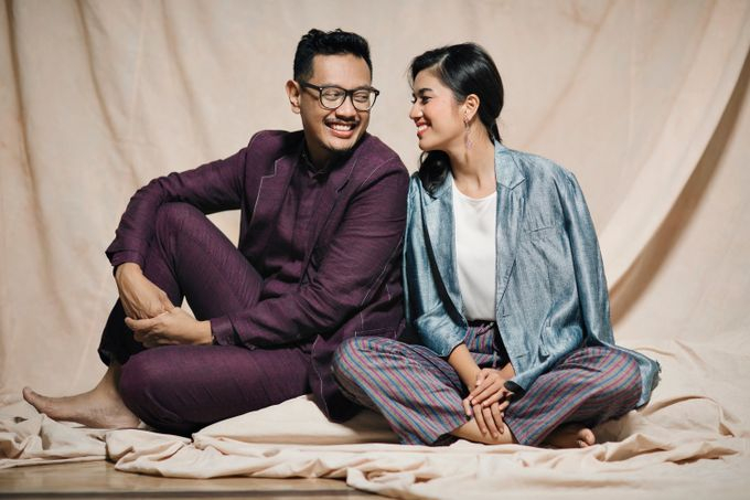 Prewedding of Bona and Manda by JAYSU Weddings by Jacky Suharto - 001