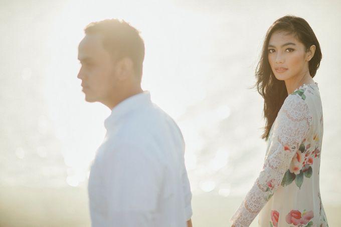 Milka & Ray Pre-Wedding Portrait by JAYSU Weddings by Jacky Suharto - 004