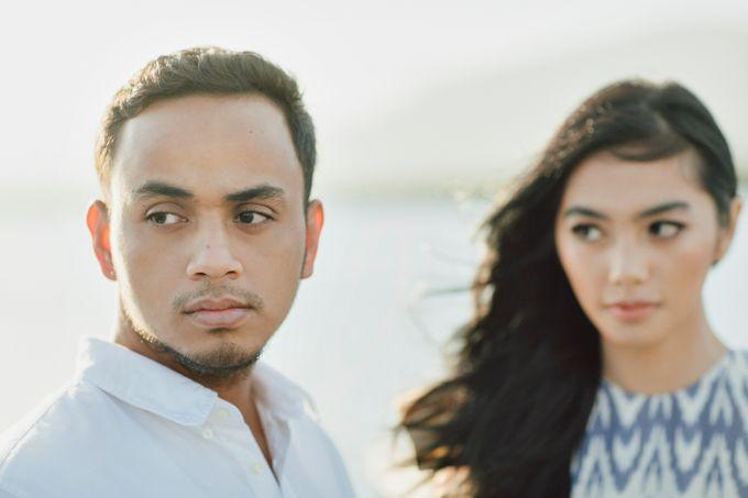 Milka & Ray Pre-Wedding Portrait by JAYSU Weddings by Jacky Suharto - 005