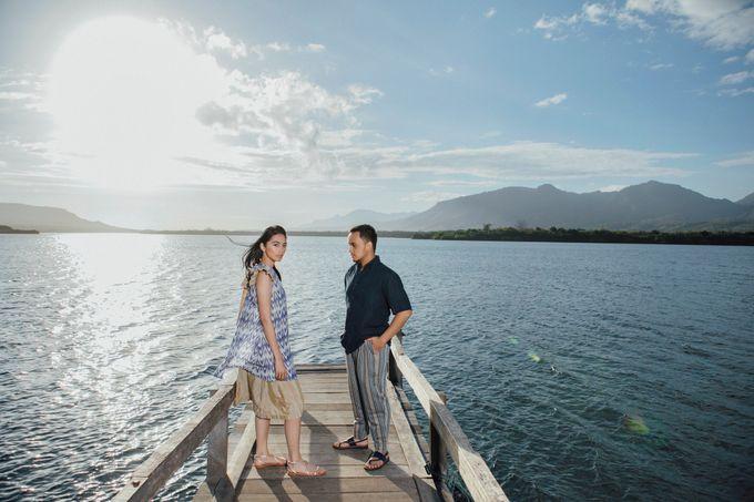 Milka & Ray Pre-Wedding Portrait by JAYSU Weddings by Jacky Suharto - 006