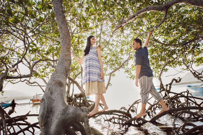 Milka & Ray Pre-Wedding Portrait by JAYSU Weddings by Jacky Suharto - 007
