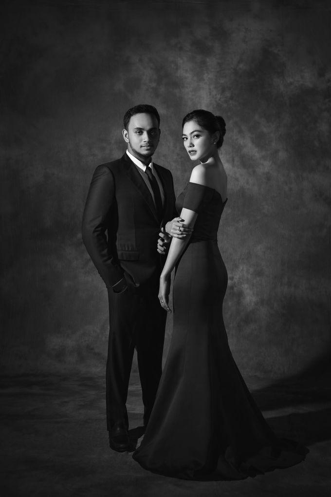 Milka & Ray Pre-Wedding Portrait by JAYSU Weddings by Jacky Suharto - 009