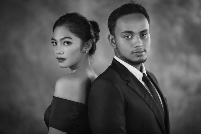 Milka & Ray Pre-Wedding Portrait by JAYSU Weddings by Jacky Suharto - 010
