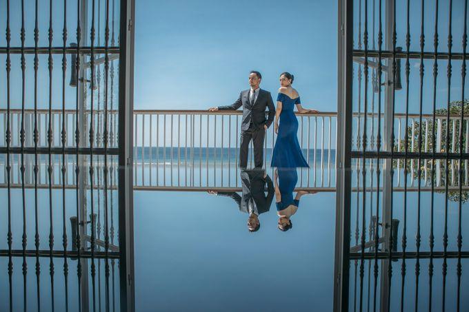 Milka & Ray Pre-Wedding Portrait by JAYSU Weddings by Jacky Suharto - 011