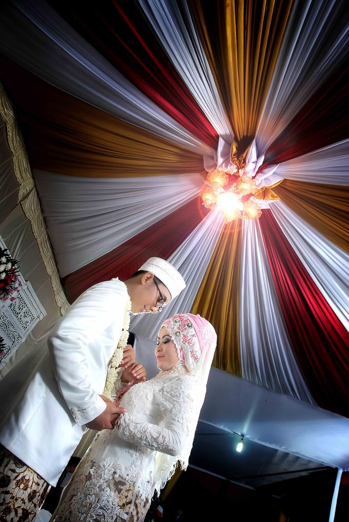Wedding Of Nurma & Wisnu by GRAINIC Creative Studio - 009