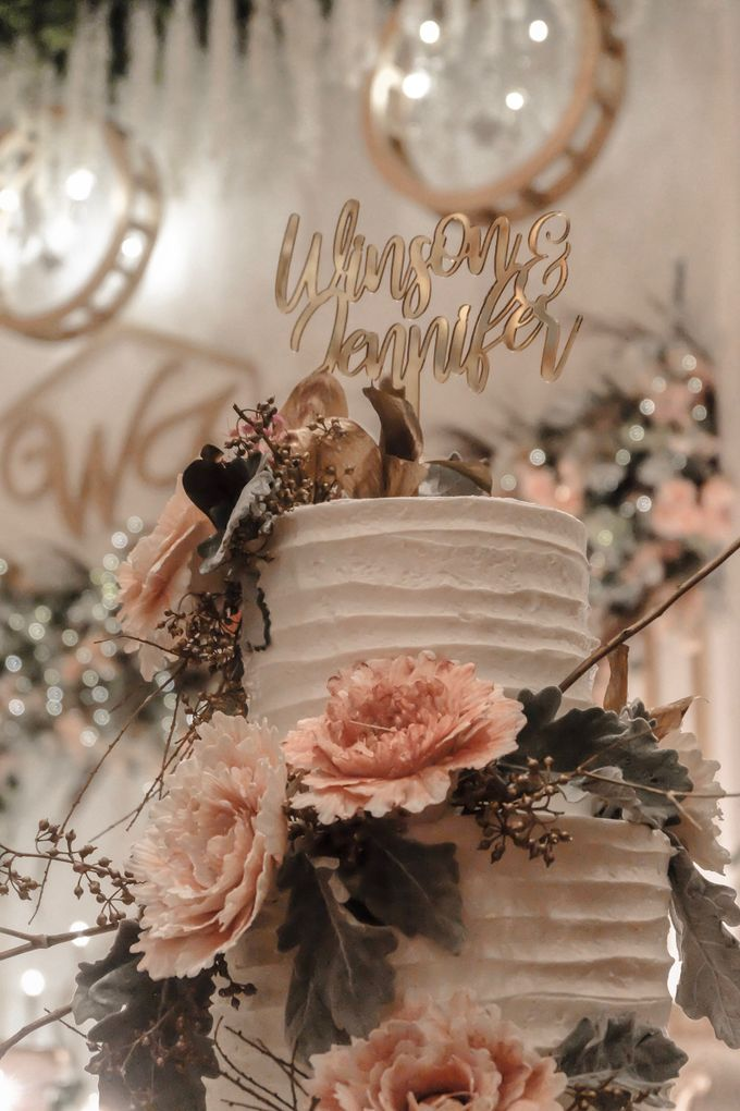 The Wedding of Winson & Jennifer by KAIA Cakes & Co. - 016