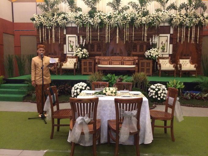 Wedding By Titanium Wedding Management by Chanzy Fauzi MC - 003