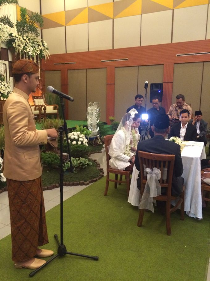 Wedding By Titanium Wedding Management by Chanzy Fauzi MC - 002