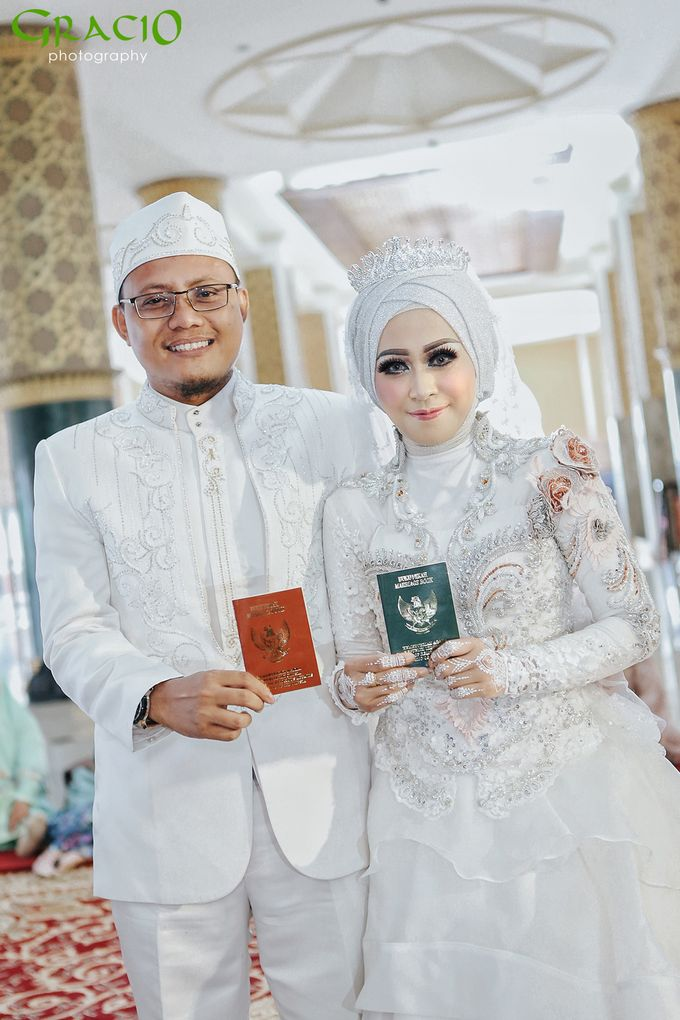 Wedding Maya & Adnan by Gracio Photography - 006