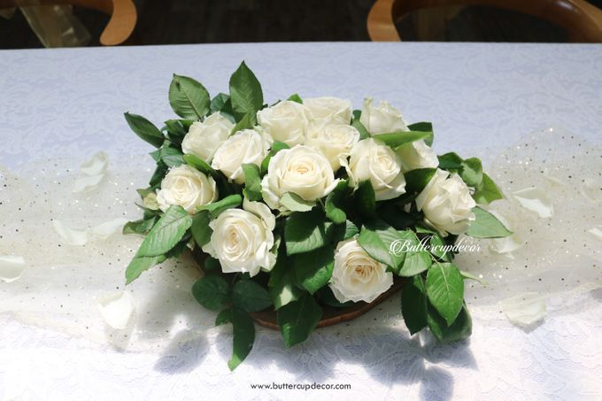 Simple Akad by Buttercup Decoration - 003