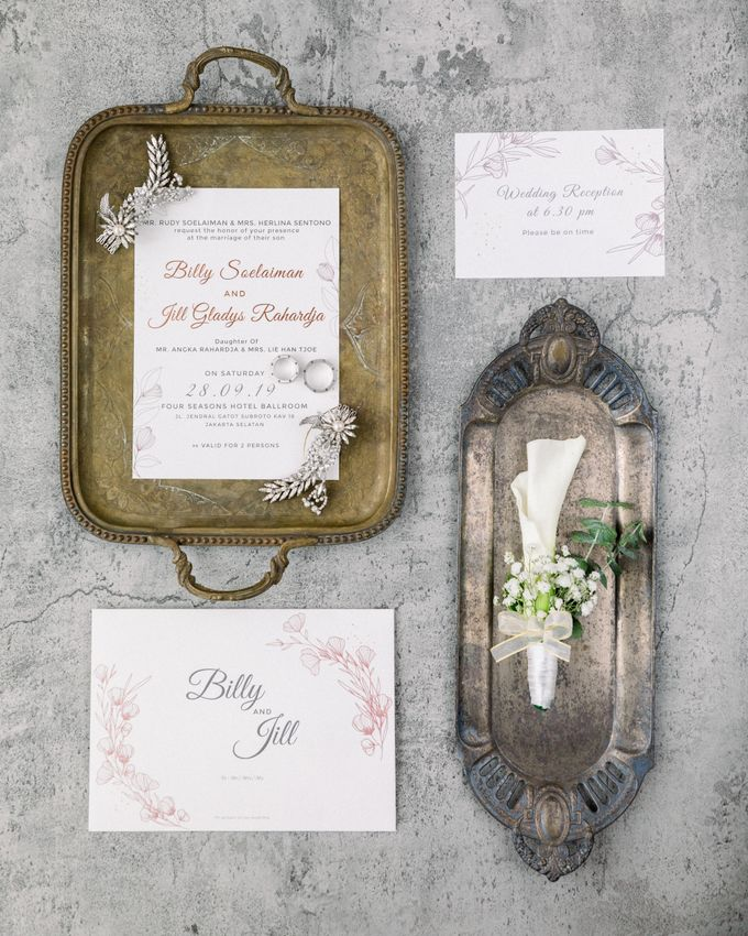 The Wedding of Jill Gladys & Billy by Solemn Studios - 008