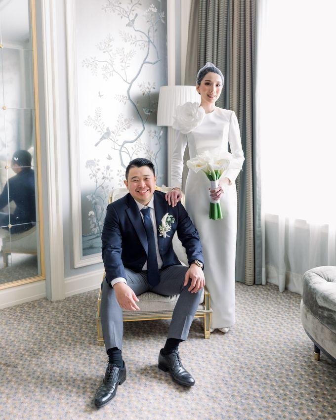 The Wedding of Jill Gladys & Billy by Four Seasons Hotel Jakarta - 002