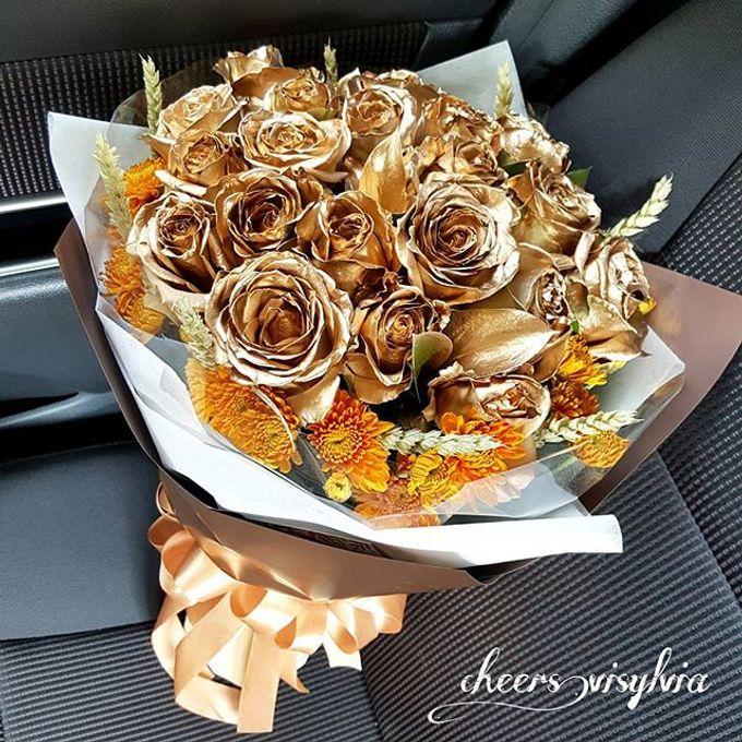 Gift Bouquet  by visylviaflorist - 007