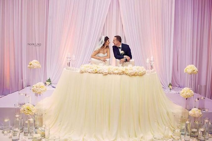 Fiola & Rrahim's  wedding by granddecor - 002