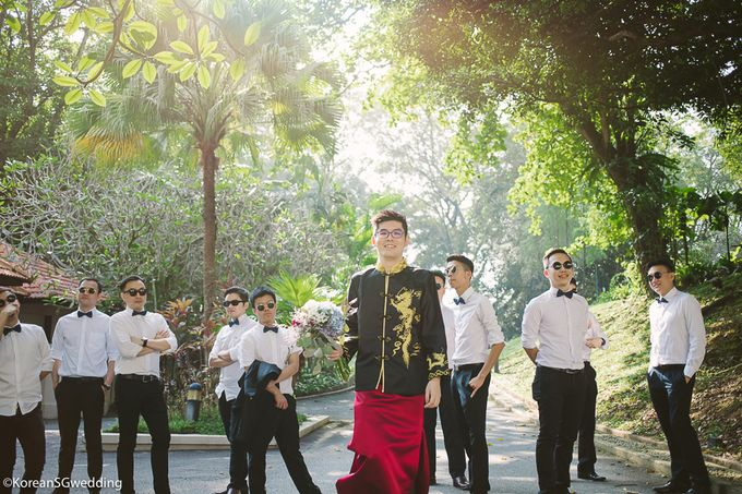 Chaojiong+Yi Hao  Actual wedding by Eric Oh  Korean Photographer - 003