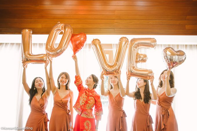 Chaojiong+Yi Hao  Actual wedding by Eric Oh  Korean Photographer - 004