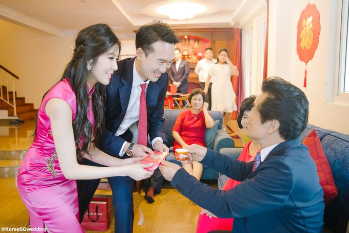 Thomas+Eunbyol Actual wedding by Eric Oh  Korean Photographer - 007