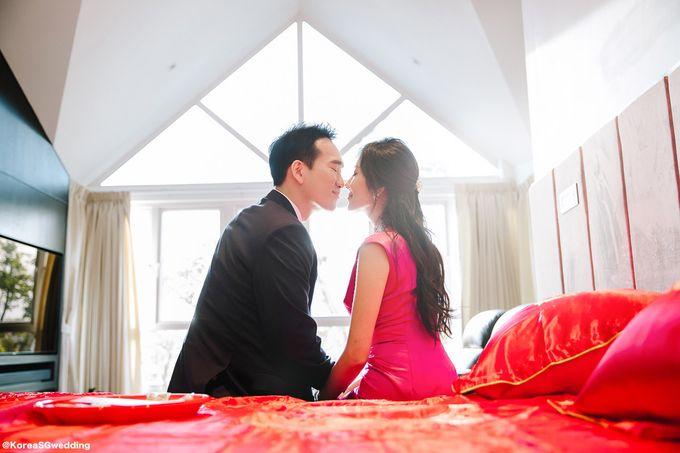 Thomas+Eunbyol Actual wedding by Eric Oh  Korean Photographer - 008