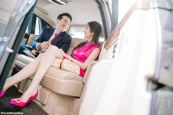 Thomas+Eunbyol Actual wedding by Eric Oh  Korean Photographer - 009
