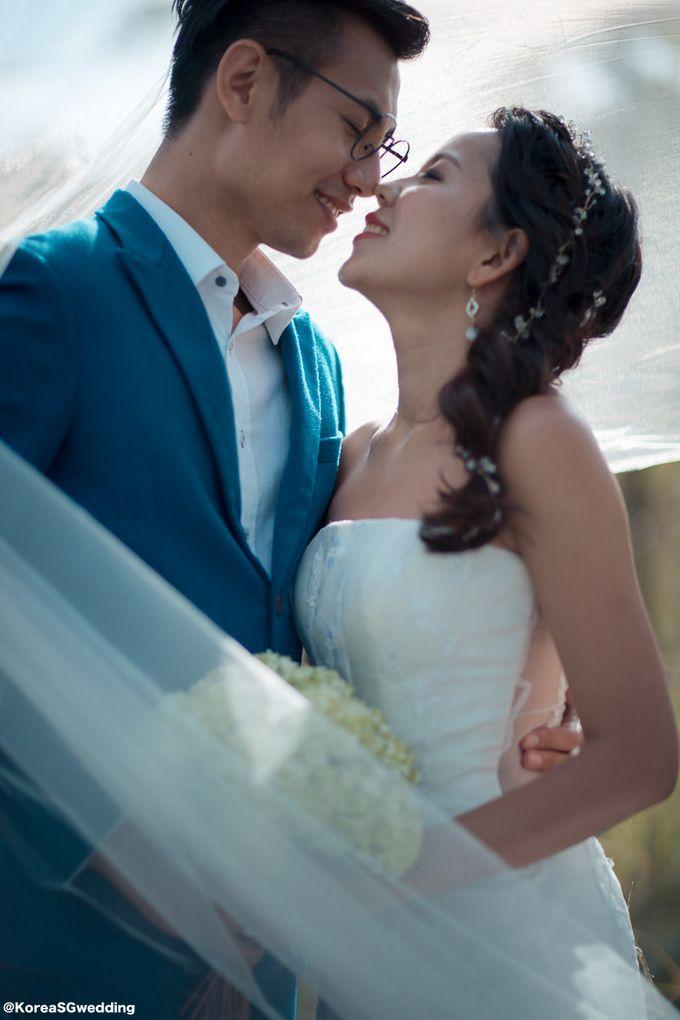 Bail Pre-wedding by Eric Oh  Korean Photographer - 007