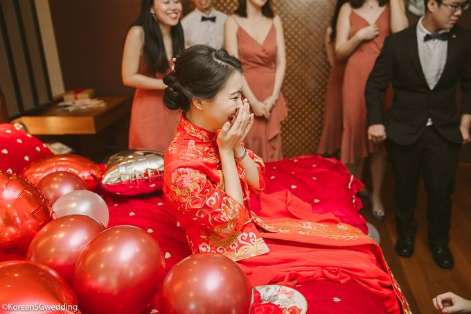 Chaojiong+Yi Hao  Actual wedding by Eric Oh  Korean Photographer - 014