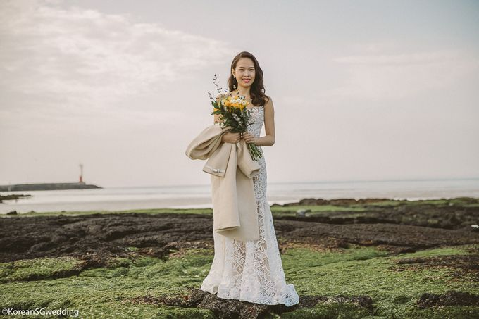 Sheryl+Amos Jeju Pre-wedding by Eric Oh  Korean Photographer - 013