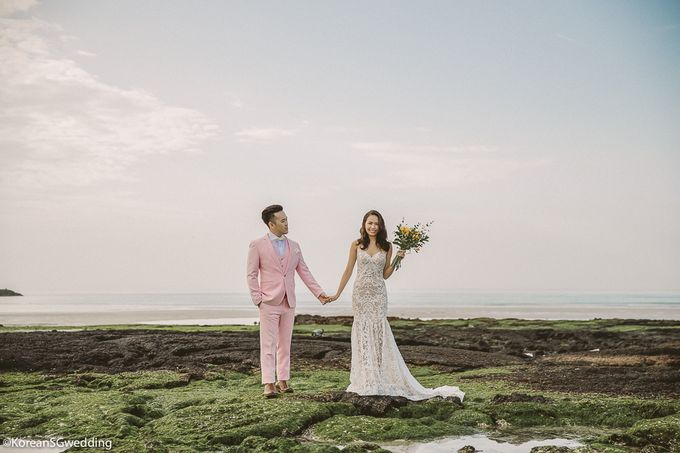 Sheryl+Amos Jeju Pre-wedding by Eric Oh  Korean Photographer - 015