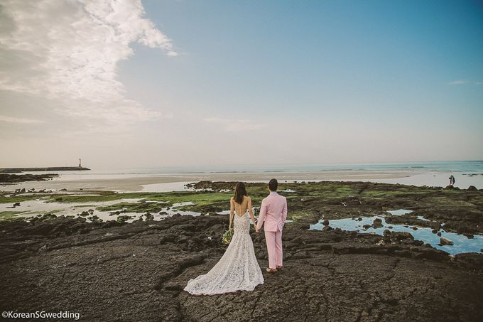 Sheryl+Amos Jeju Pre-wedding by Eric Oh  Korean Photographer - 016