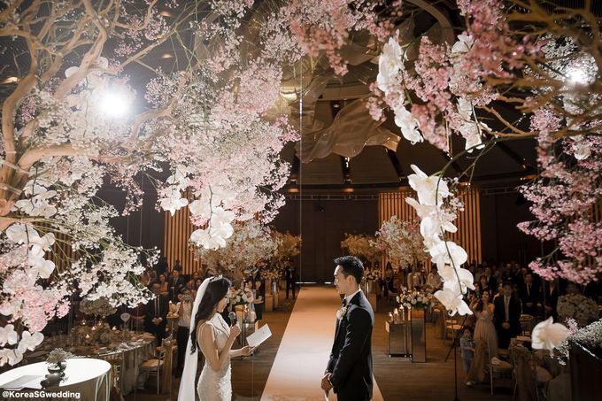 Thomas+Eunbyol Actual wedding by Eric Oh  Korean Photographer - 015