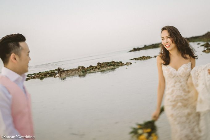 Sheryl+Amos Jeju Pre-wedding by Eric Oh  Korean Photographer - 018