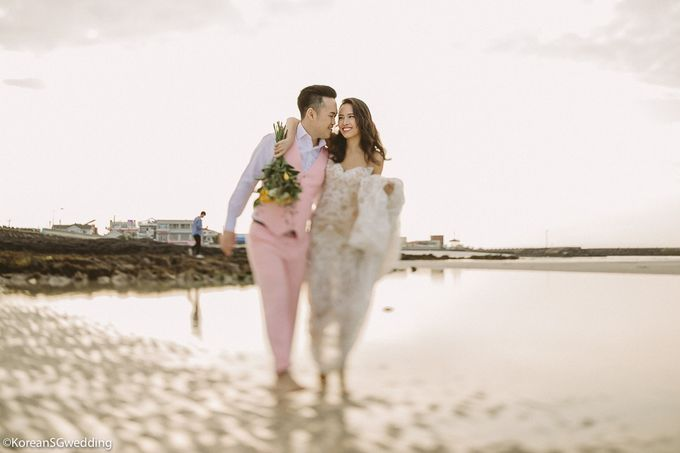 Sheryl+Amos Jeju Pre-wedding by Eric Oh  Korean Photographer - 019