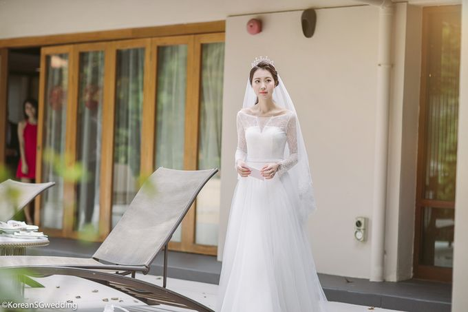 Chaojiong+Yi Hao  Actual wedding by Eric Oh  Korean Photographer - 024