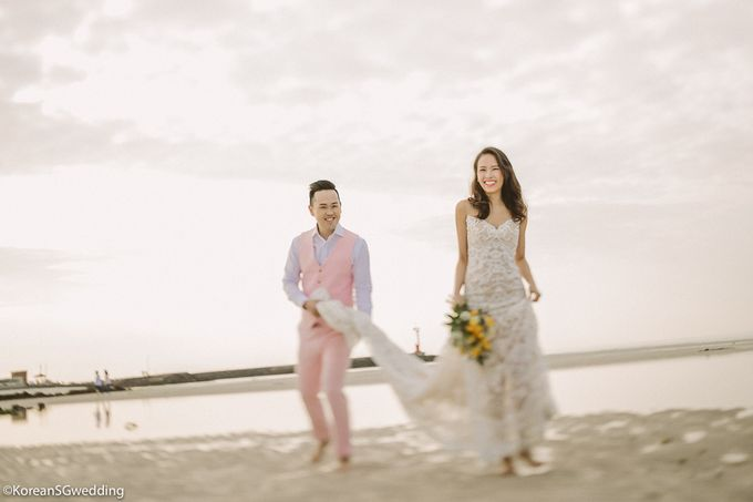 Sheryl+Amos Jeju Pre-wedding by Eric Oh  Korean Photographer - 020