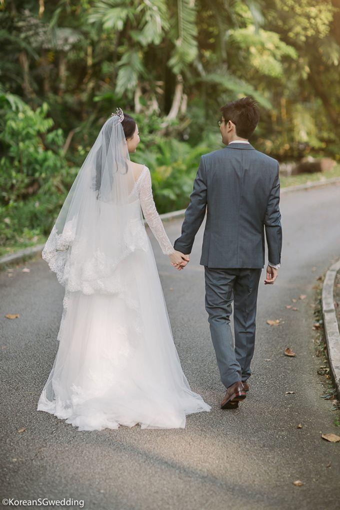 Chaojiong+Yi Hao  Actual wedding by Eric Oh  Korean Photographer - 027
