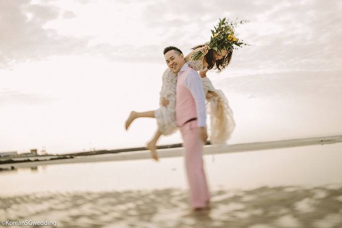 Sheryl+Amos Jeju Pre-wedding by Eric Oh  Korean Photographer - 021