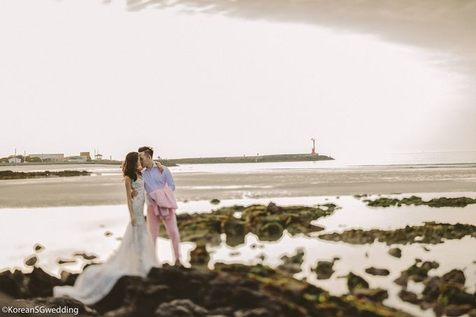 Sheryl+Amos Jeju Pre-wedding by Eric Oh  Korean Photographer - 022