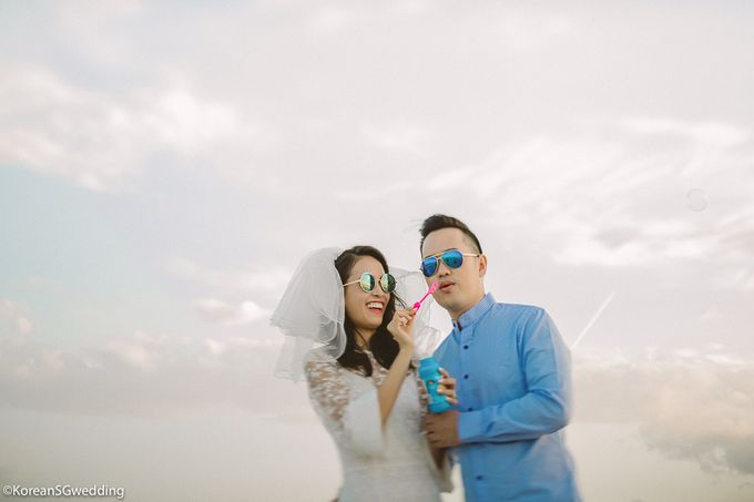 Sheryl+Amos Jeju Pre-wedding by Eric Oh  Korean Photographer - 025